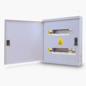 KQ Three Phase Load Centre Distribution Board 125-250A
