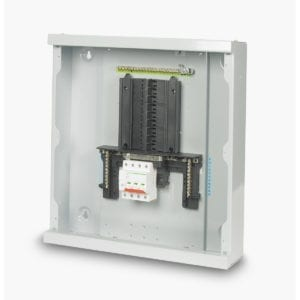 KQ Single Phase Load Centre Distribution Board 125A