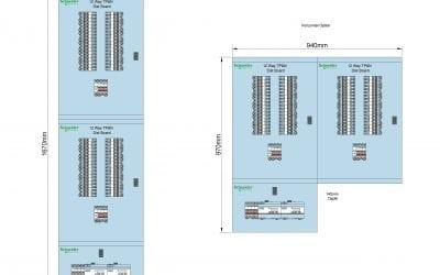 Dual Metered Power Boards | 6-Nov-19 |