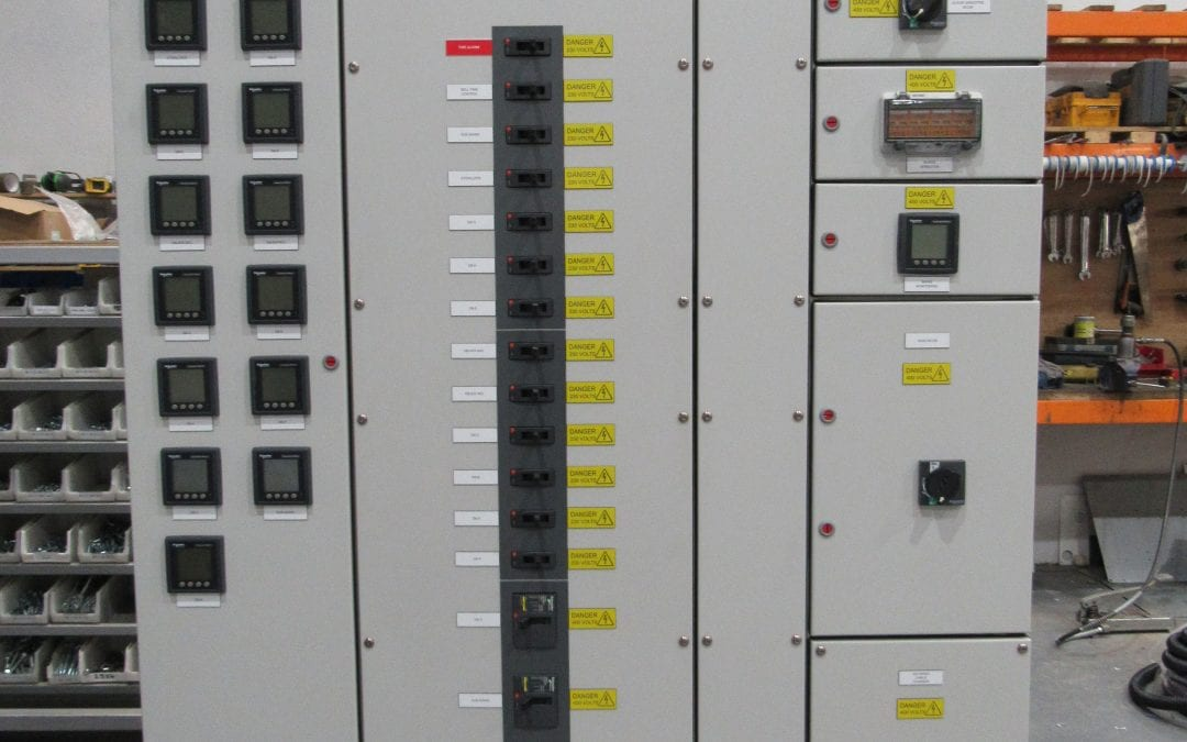 Main Switchboard Upgrade | 18-Feb-2020 |