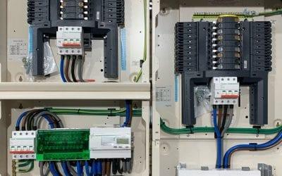 Bespoke Split Metered DBs- Power, Lighting and Mechanical   13-November-2020  
