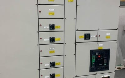 Switchboard for Government Building   04-Dec-2020
