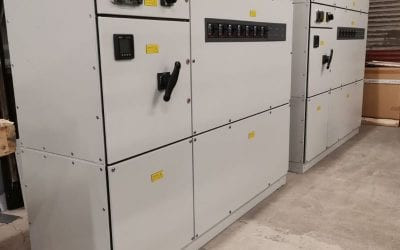 Two Form 3 Switchboards to Provide Distribution for Air Handling Units   05-Feb-2021