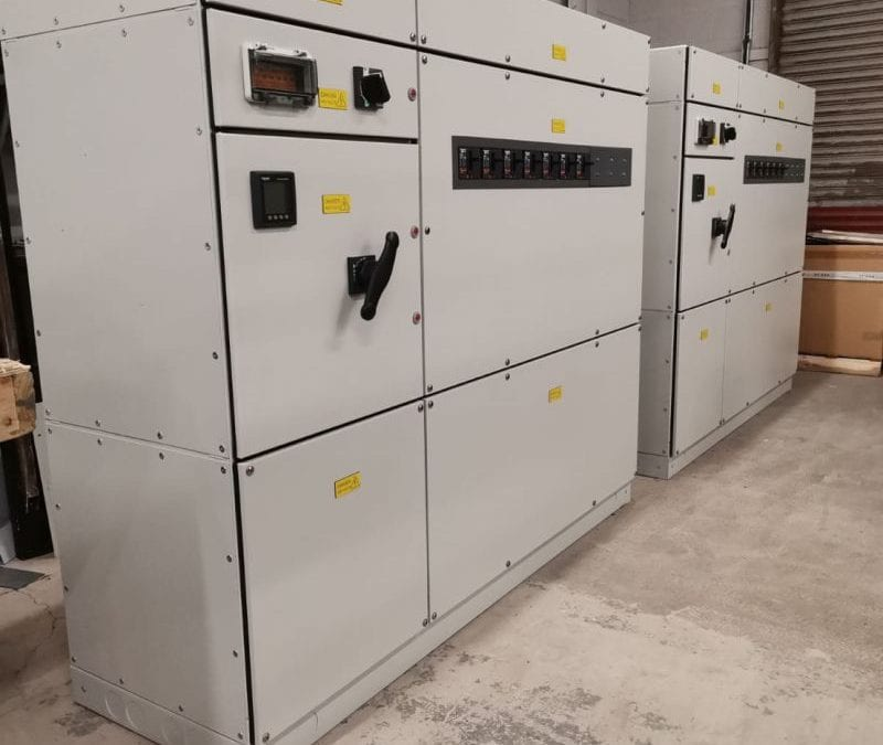Two Form 3 Switchboards to Provide Distribution for Air Handling Units | 05-Feb-2021