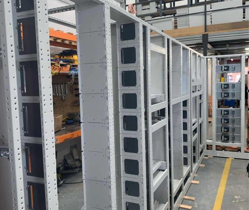 Switchboard for Government Building | 4-Jun-2021 |